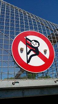 Ban, Monkey, Child, Climb