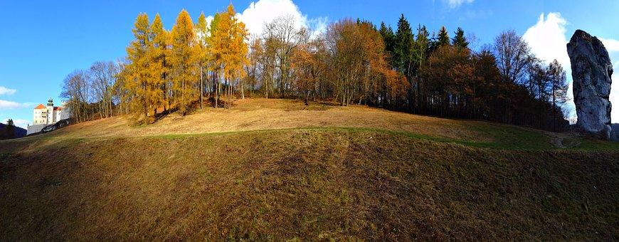 Paternity National Park, Poland, Landscape, Nature