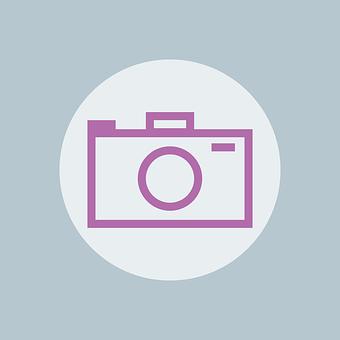 Camera, Icon, Web, Film, Multimedia, Photo, Symbol