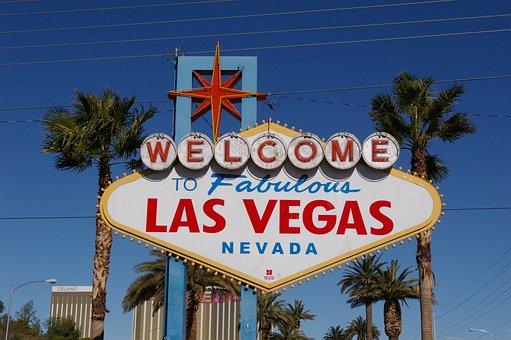 Welcome To Las Vegas, Las, Vegas, Sign, Las Vegas