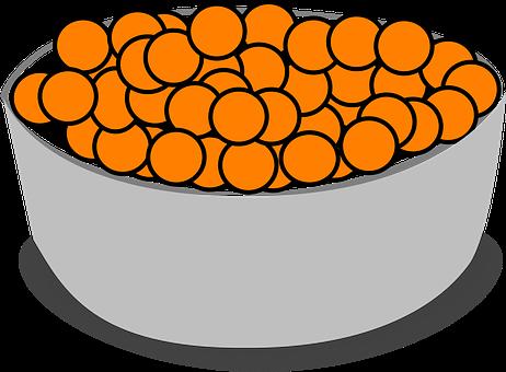 Cereals, Breakfast, Bowl, Sweets
