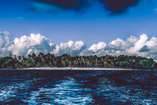 Cloud, Lake, Landscape, Sky, Nature, Clouds, Water