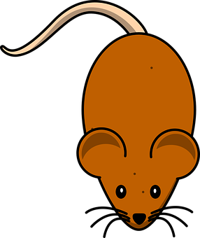 Mice, Mouse, Brown, Rodent, Animal, Cute