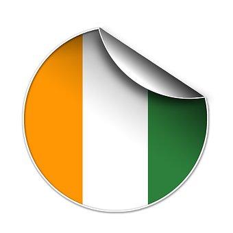 Flag, Ivory Coast, Symbol, Côte D'ivoire