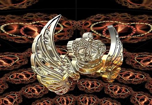 Crown, Wreath, Royal, Symbol, Ornate