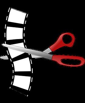 Cutting, Editing, Filmstrip, Film Strip, Film, Movie