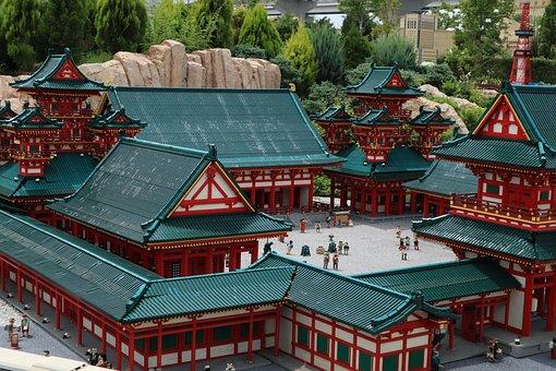 Lego, Building, Theme Park