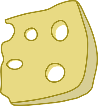 Cheese, Food, Edamer, Holes, Milk Product