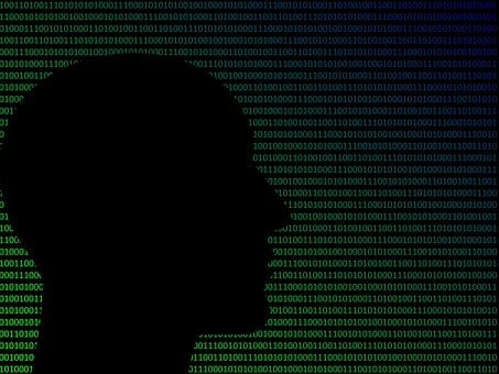 Technology, Programming, Binary, Robot