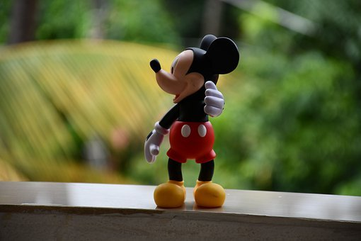 Mouse, Disney, Mic, Mickey, Funny, Hands