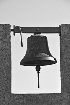 Bell, Church Bell, Bronze, Chapel, Authentic, Pendulum
