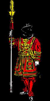 Yeoman, Guard, Beefeater, British