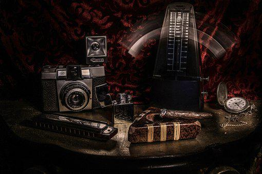 Machine, Photographic, Retro, Photo, Photographer