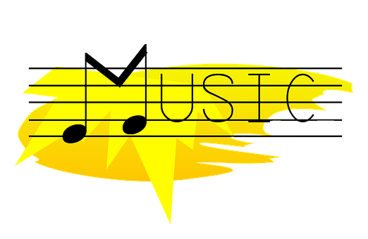 Music, Dance, Abstract, Clip, Art, Logo