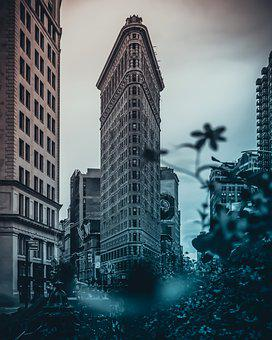 City, Buildings, Architecture, Urban, Tower, Travel