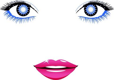 Eyes, Face, Look, Faces, Portrait, Beauty, Lips, Smile