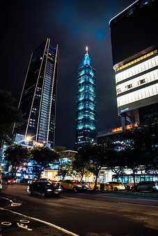 Whole House, Road, The City, Taipei 101, Traffic