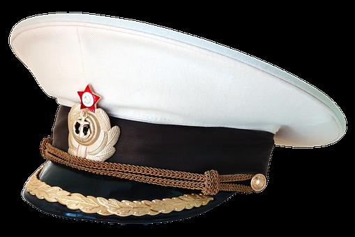 Cap, Captain, Navy, Russian Navy, Officer