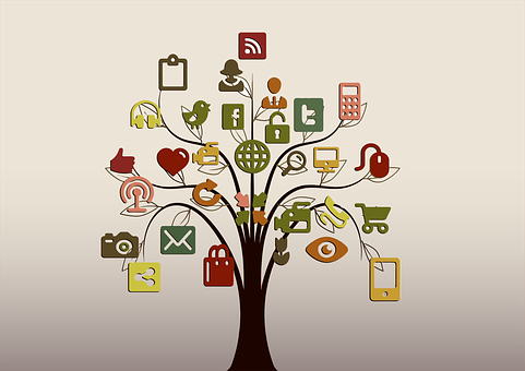 Communication, Icons, Internet, Media, Media Misc