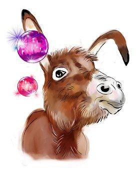 Donkey, Mule, Animals, Ass, Livestock