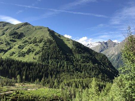 Carinthia, Austria, Mountains, Landscape, Alpine