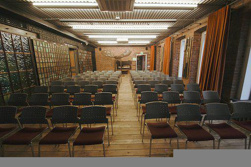 Conference, Lecture, Hall, Business, Seminar, Chairs
