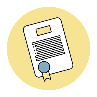 Contract, License, Document, Signature