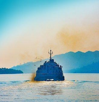 Cruise, Sea, Ship, Ocean, Boat, Travel