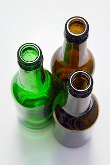 Beer Bottles, Bottles, Beer, Beer Bottle, Bottle Caps