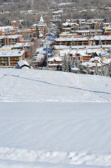 Aspen, Snow, Ski, Colorado, Landscape, Winter, Outdoors