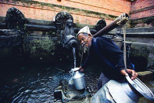 Human, Person, People, Portrait, Nepal, Kathmandu