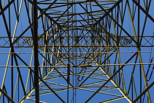 Metal Construction, Power Pole, Energetics, Current