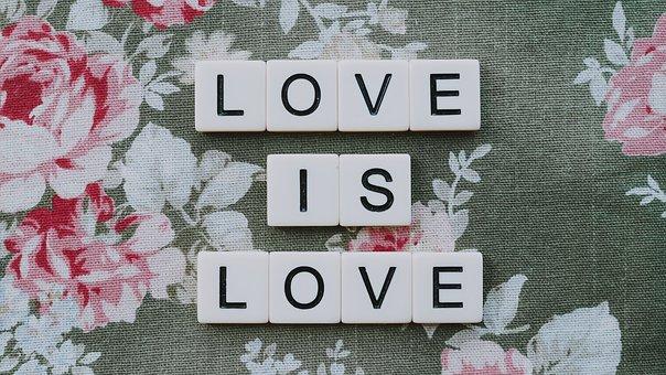 Love, Love Is Love, Romance, Heart, Romantic