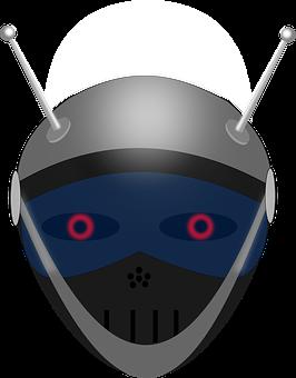Android, Iron Man, Face, Robot, Droid, Future, Helmet