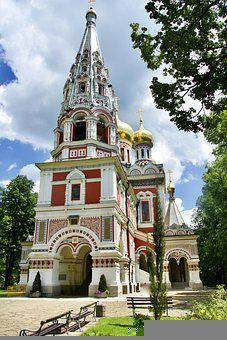 Church, Orthodox, Cathedral, Worship, Hungary