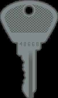 Classic, Car Key, Key, Car, Vintage