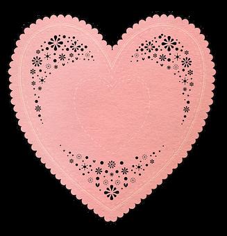 Heart, Valentine, Pink, Romantic