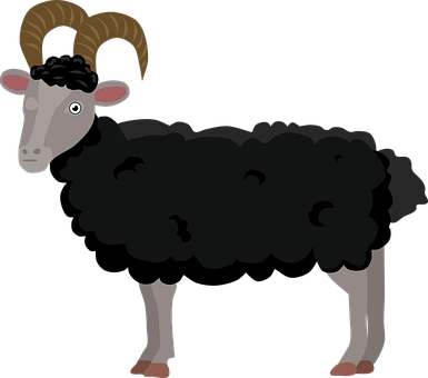 Sheep, Lamb, Ram, Animal, Farm, Domestic