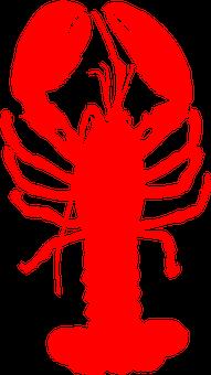 Lobster, Shellfish, Seafood, Gourmet, Food, Red