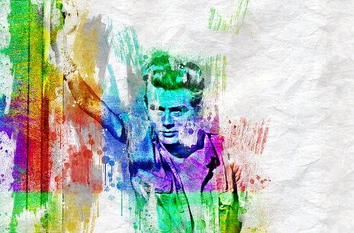 James Dean, Film, Cinema, Actor, Holywood, Nostalgia