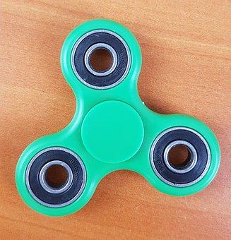 Fidget Spinner, Fidget, Spinner, Toy, Stress