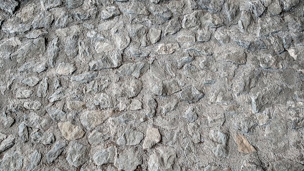 Texture, Stones, Gravel, Wall, Background, Structure