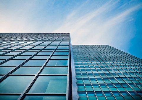 Architecture, Skyscraper, Glass Facades, Skyline