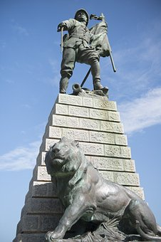 Bonifacio, Corsican, Statue, Island Of Beauty