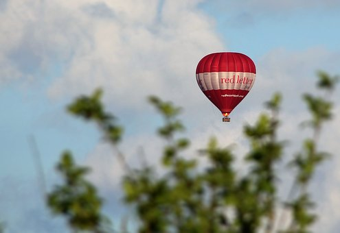 Balloon, Hotair, Flight, Hot Air Balloon, Ballooning