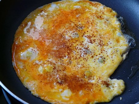 Pancake, Pan, Eat, Omelette, Fry Up, Delicious, Egg