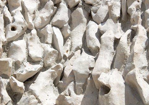 Cement Wall, Listello, Cement Von, Background, Cement