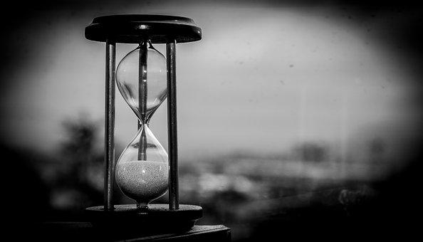 Time, Clock, Hourglass, Hour, Passage Of Time