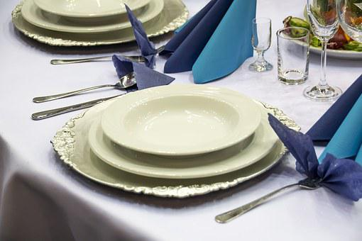 Table Setting, Cutlery, Catering, Tableware