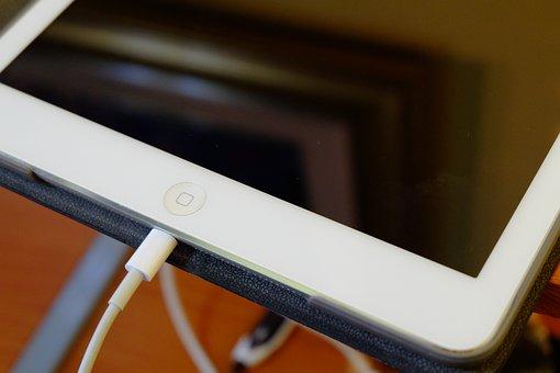 Ipad, Tablet, Tablet Charging
